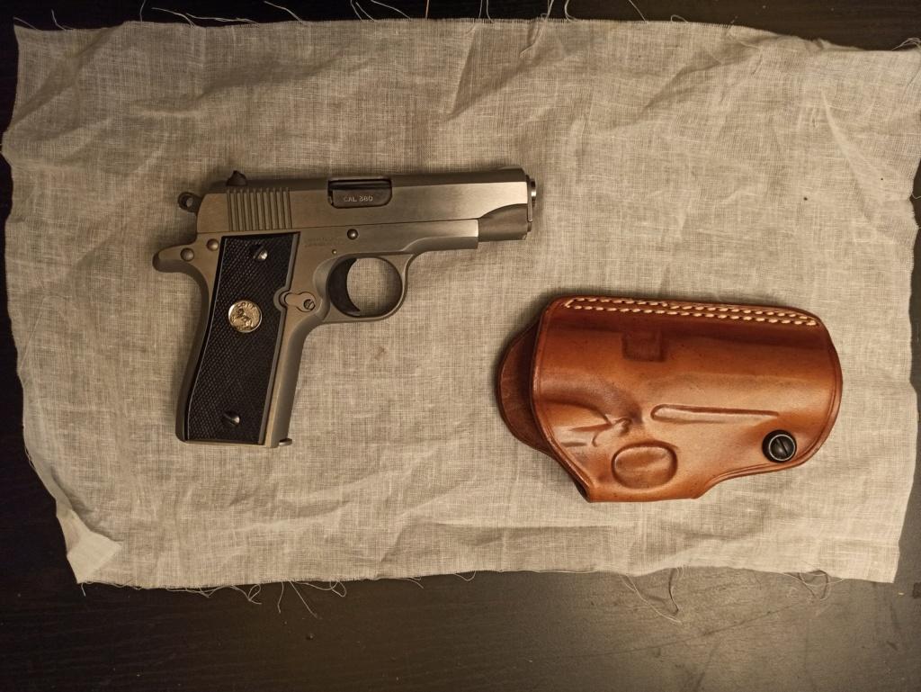 Holster Colt Gov .380 C380_011