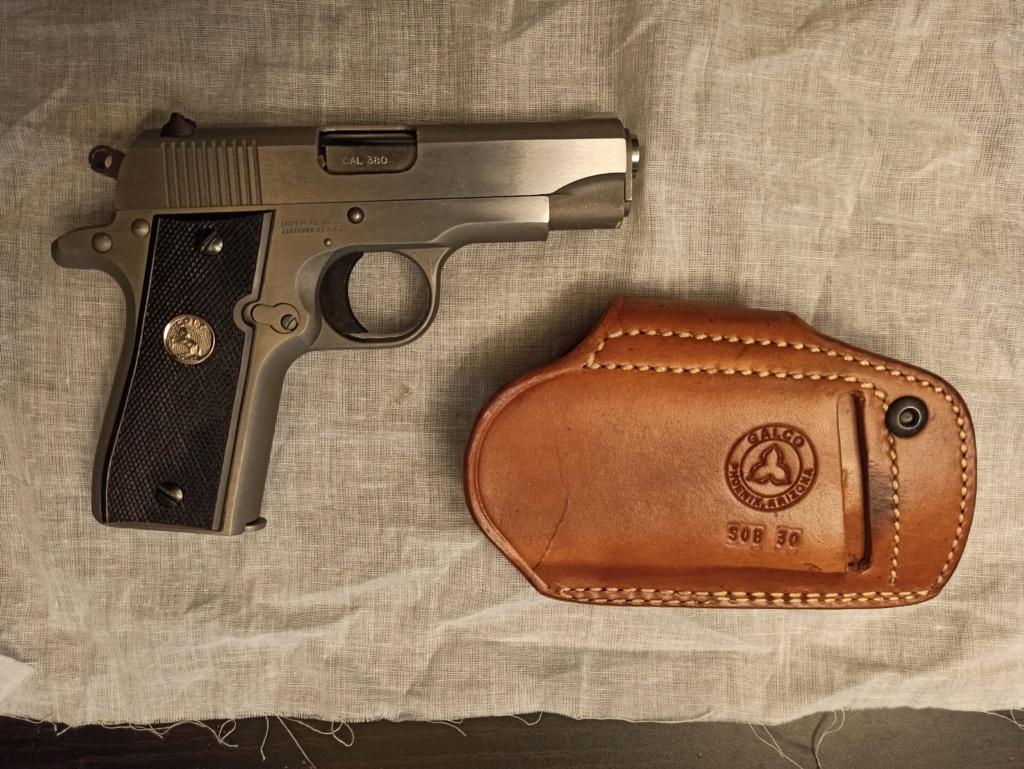 Holster Colt Gov .380 C380_012