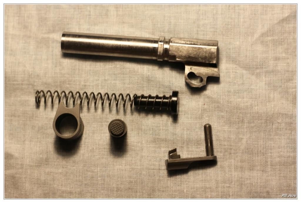 Pourquoi plusieurs références utilisées pour le 9mm ? Colt3838