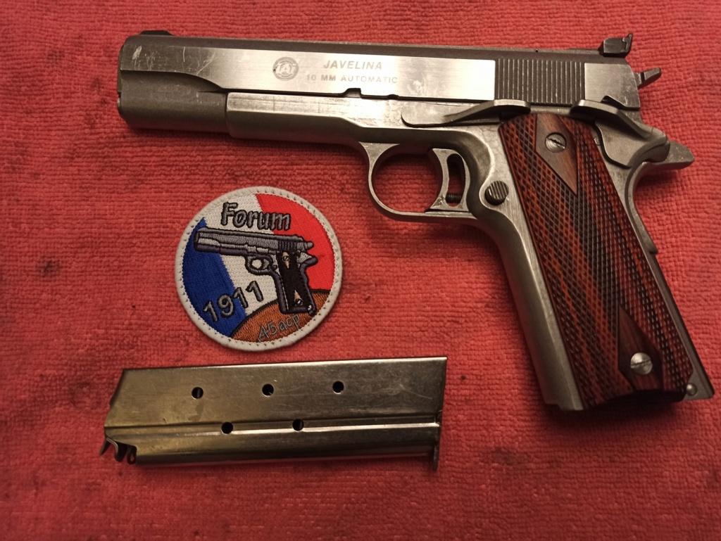 iAi  Javelina 1911 10 mm Iai_0024