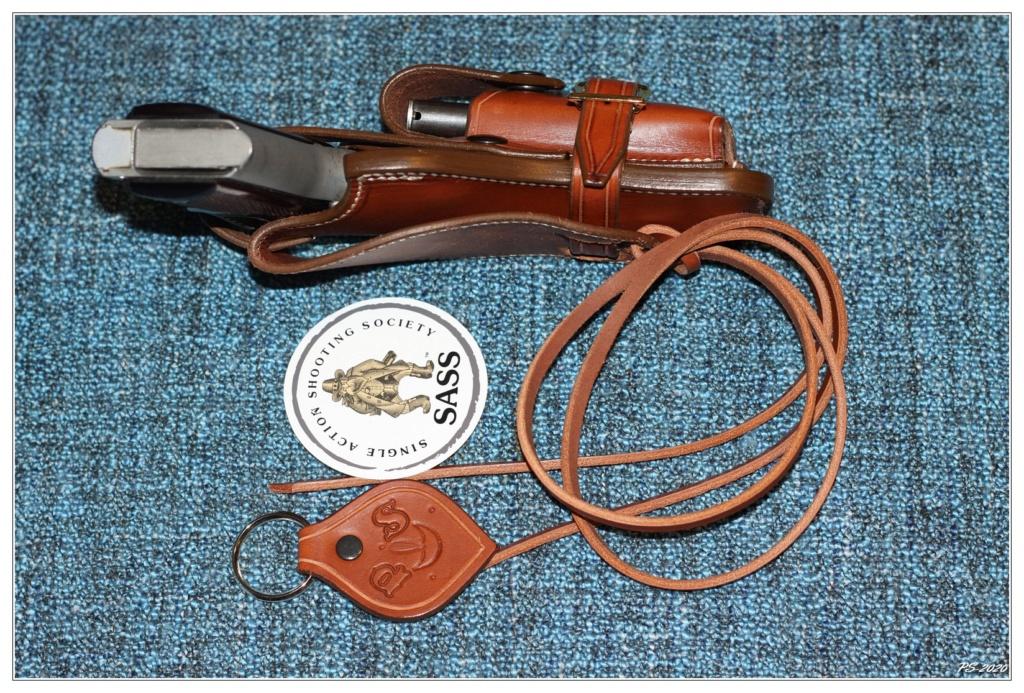 Habillage cuir pour mon Springfeld Armory Img_6713