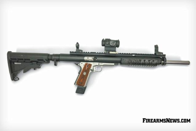MECH TECH 1911 Conversion carabine Mech-t10