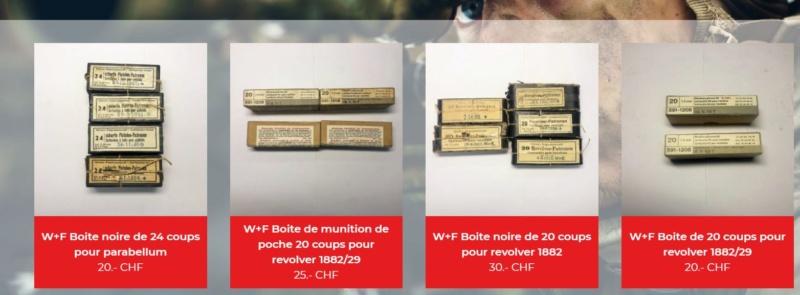 """Vente de munition de """"collection"""" Mun10"""
