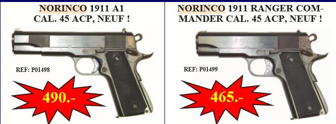 Norinco 1911A1 ou norinco 1911 Gouvernment Norinc10