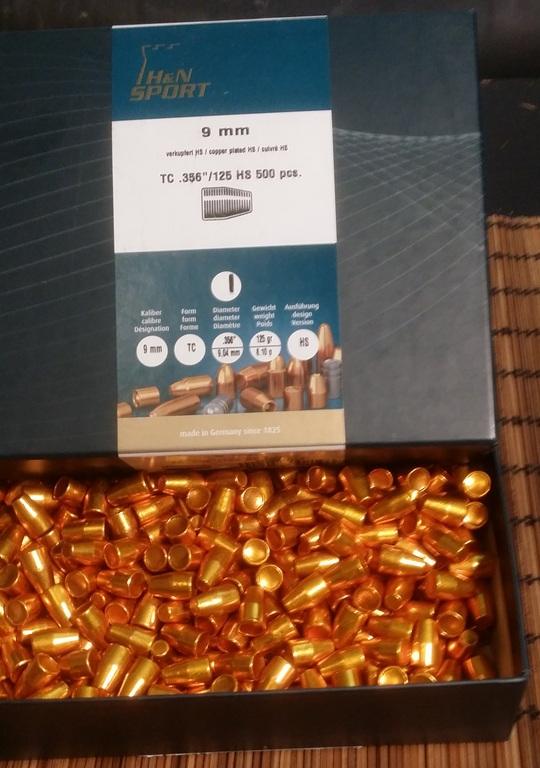 Quelles Munitions Manufacturées Pour P210 Ogives11