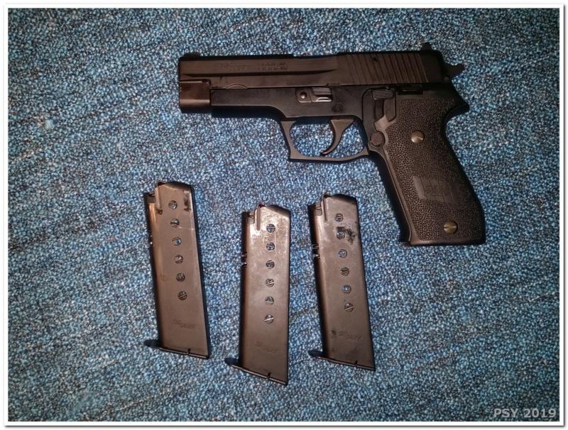 La famille SIG s'agrandit P220_010