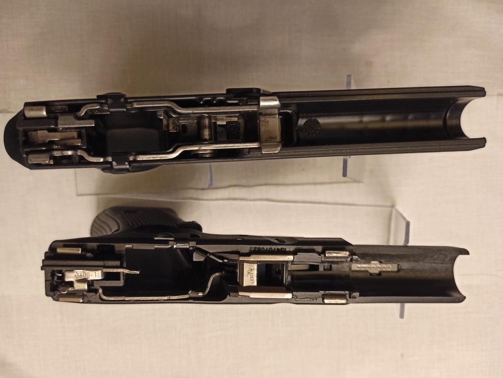 Sig Sauer P320 vs Glock 17 gen4 P3200122