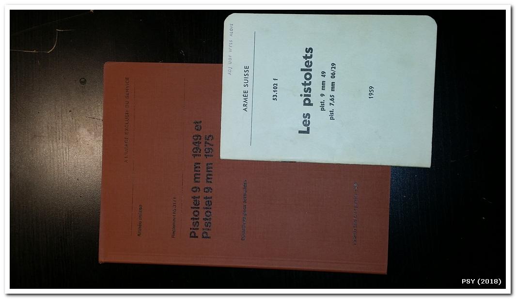 2 Notices P 49 - P 06/29 de 1962 et P 06/29 de 1939 P49311