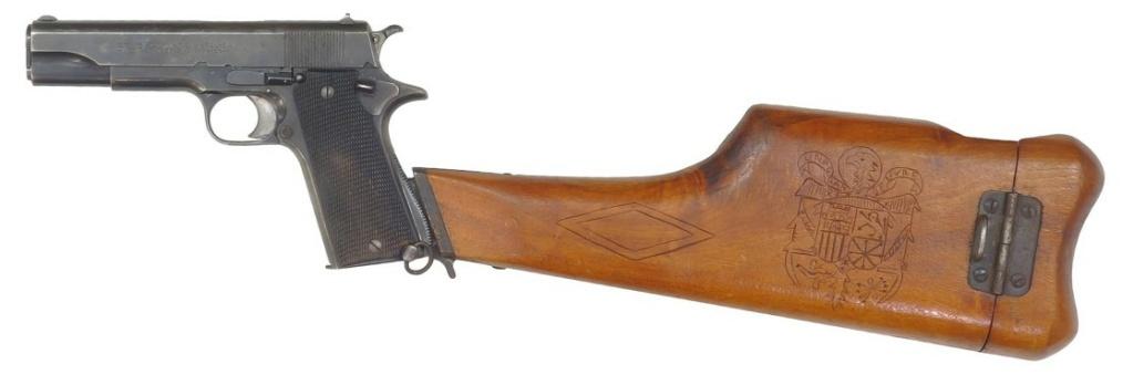 Pistolet espagnole Star 30M Pm009910