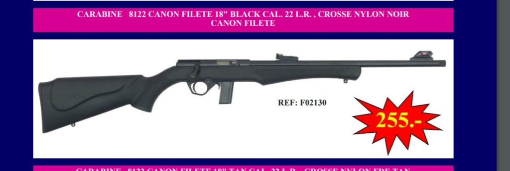 La meilleure carabine 22 lr - Page 2 Rossi10