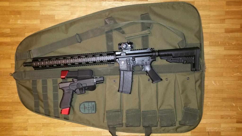 Renseignements sur un fusil d'assaut avec régulateur à gaz . Sdm_113