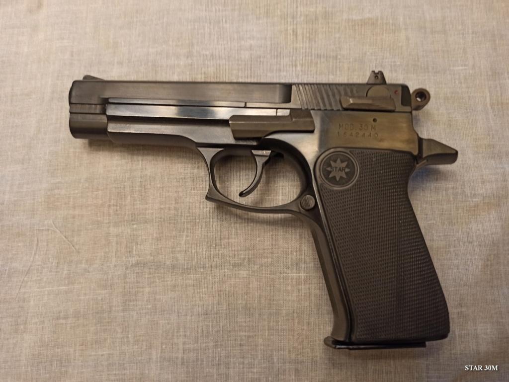 Pistolet Star 30M Star0020