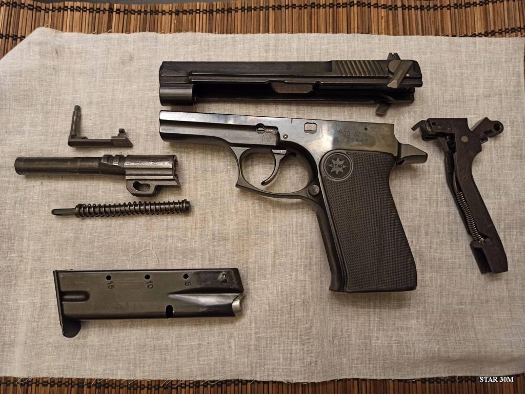 Pistolet Star 30M Star0021