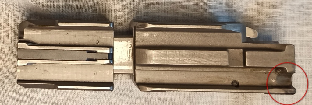 Fusils d'assauts Stg5710