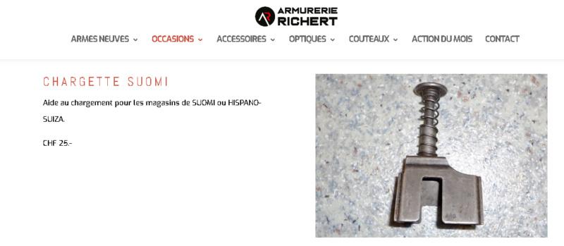 Chargette Hispano Suisse 41 ?? Suomi10