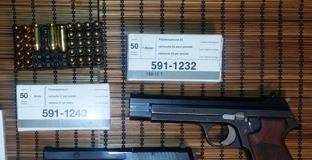 9 mm parabellum suisse Swiss12