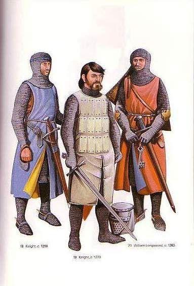 BRIGANDINA siglo XIII E4a57910