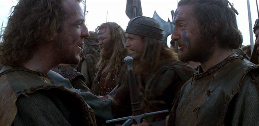 Capacete de cuero de William Wallace S-l16010