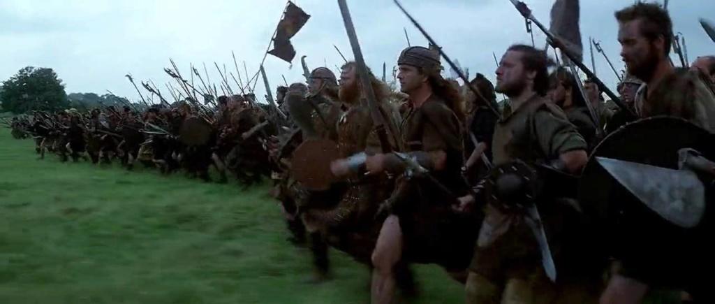 Capacete de cuero de William Wallace S-l16011