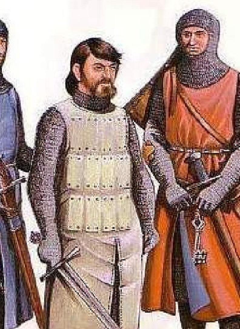 BRIGANDINA siglo XIII Screen15
