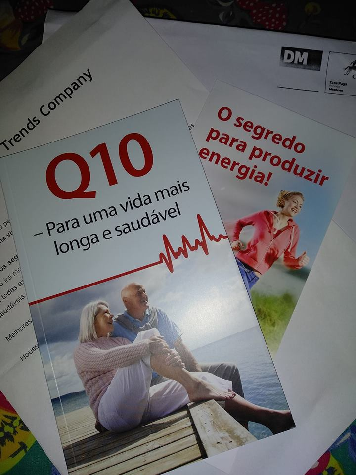 """[Recebido] Amostra - livro """"Q10 - para uma vida mais longa e saudável"""" - Página 4 34845010"""