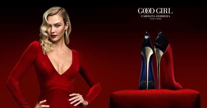 Amostras Carolina Herrera Goodgirl - Perfume 46831410