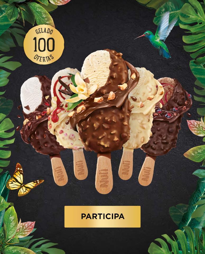 Amostras Gelados NESTLÉ- gelados NUII 54379810