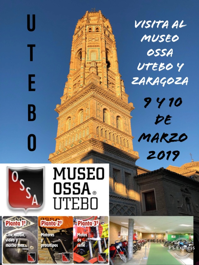 QUEDADAS (ARA): Visita al Museo Ossa en Utebo. 09.03.2019  046a2110
