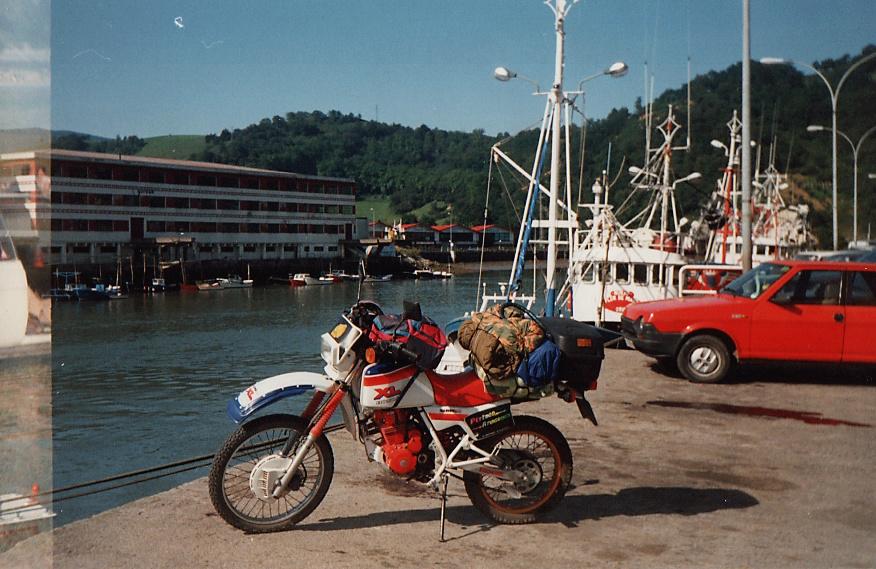 ¿Y tú, cómo viajas en moto? 272bec10