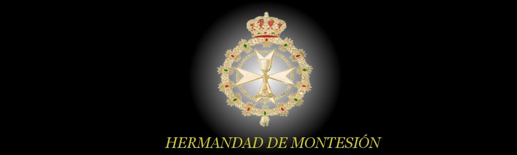HERMANDAD DE MONTESIÓN  Escud118