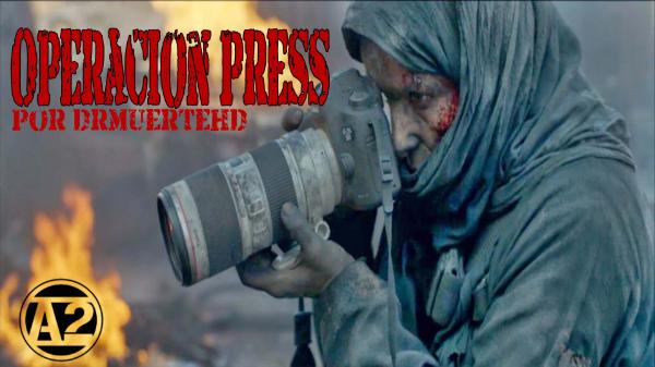 """16 de Junio 2018 """"Op PRESS by DRMuerte A2 Descar10"""