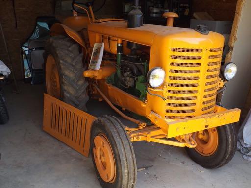 RENAULT - vendu  !!!!!!    Tracteur Renault R 3043 Dscf2010