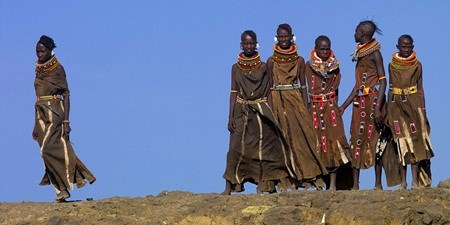 Những tộc người kỳ lạ nhất thế giới 410