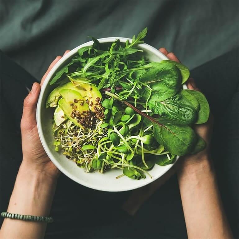 Ăn chay và ăn mặn, cách nào thực sự tốt hơn?   An-cha10