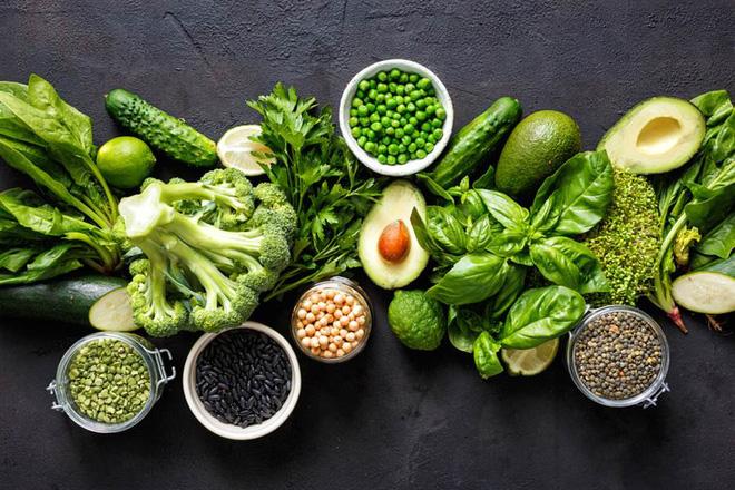 Ăn chay và ăn mặn, cách nào thực sự tốt hơn?   Anchay12