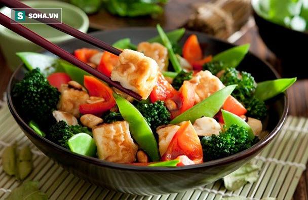 Ăn chay và ăn mặn, cách nào thực sự tốt hơn?   Anchay16