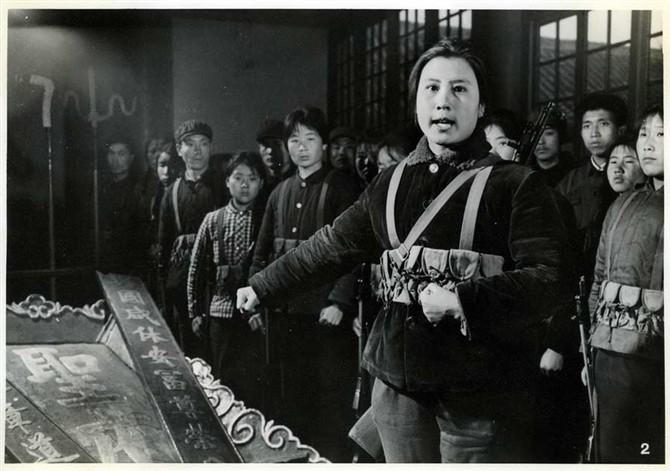 Cảnh mộ của gia quyến Khổng Tử bị đào trong thời Cách mạng Văn hóa Cach-m11