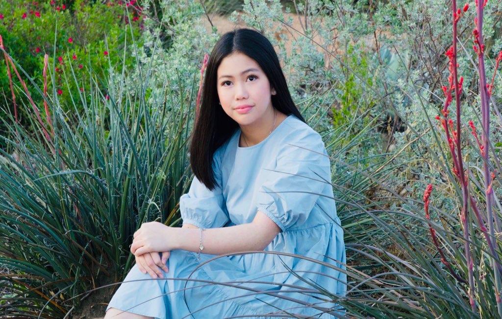 Celine Thiên Ân, 13 tuổi, và bài ca đem lại niềm tin giữa dịch COVID-19 Celine10