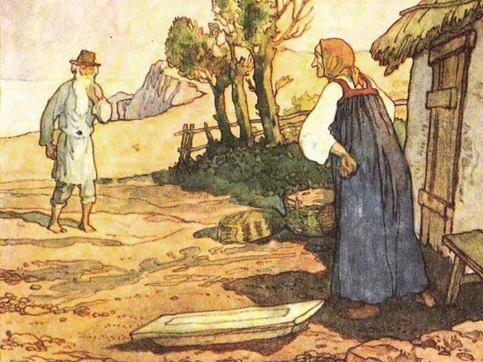 Ông lão đánh cá và con cá vàng Cotich11