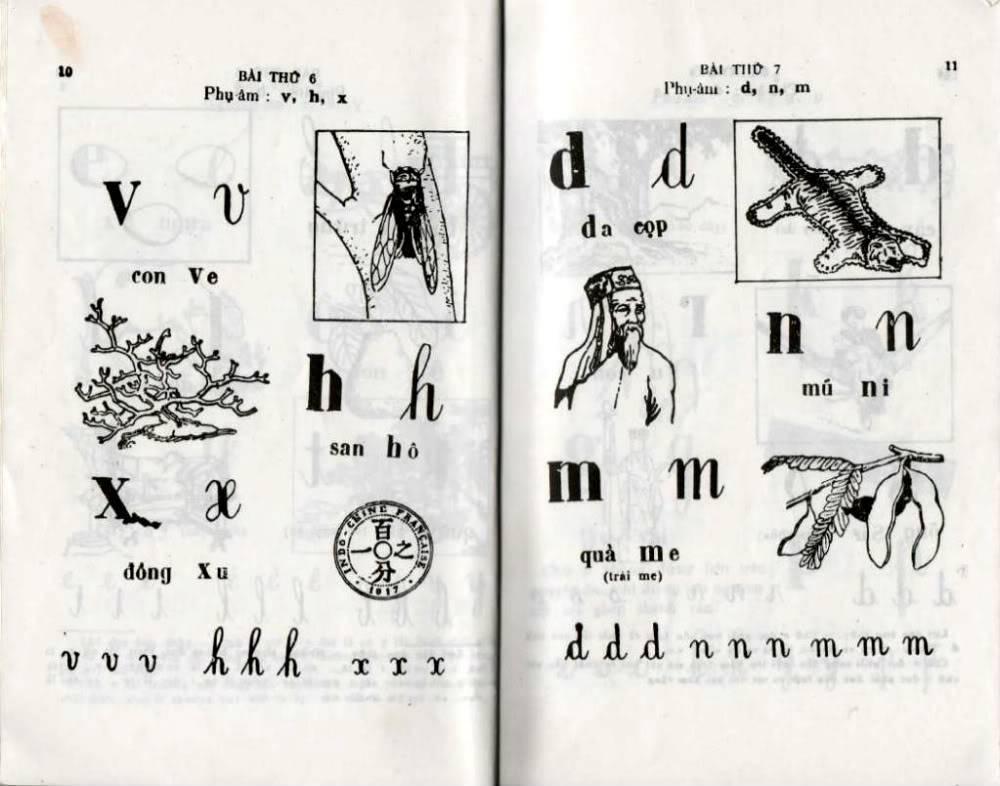 Quốc Văn Giáo Khoa Thư Da-10110