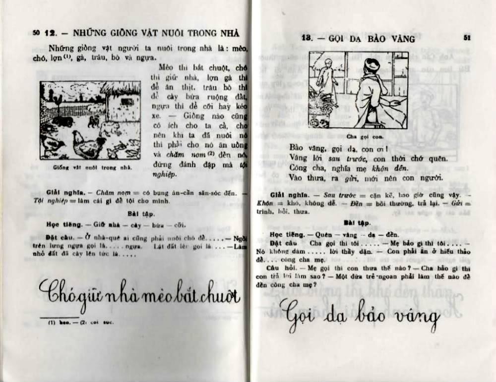 Quốc Văn Giáo Khoa Thư Da-50510