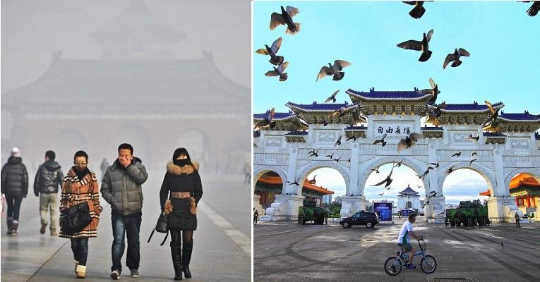 Cùng là người Hoa nhưng Trung Quốc và Đài Loan quá khác biệt | Trí Thức VN Dl-110