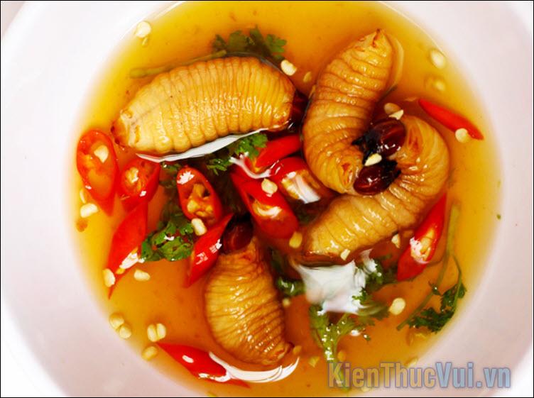 20 Món ăn kinh dị nhất thế giới Duong-10