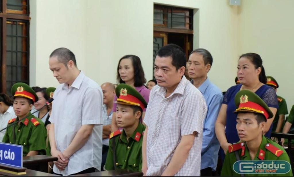 Phù phép điểm thi ở Hà Giang Gdvn_b10