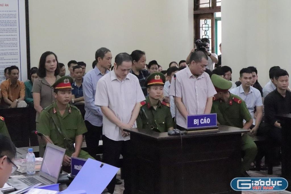 Phù phép điểm thi ở Hà Giang Gdvn_h10
