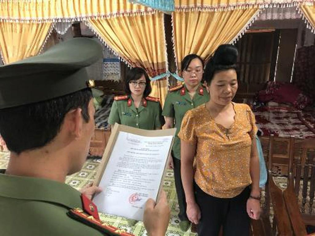Phù phép điểm thi ở Hà Giang Gianla11