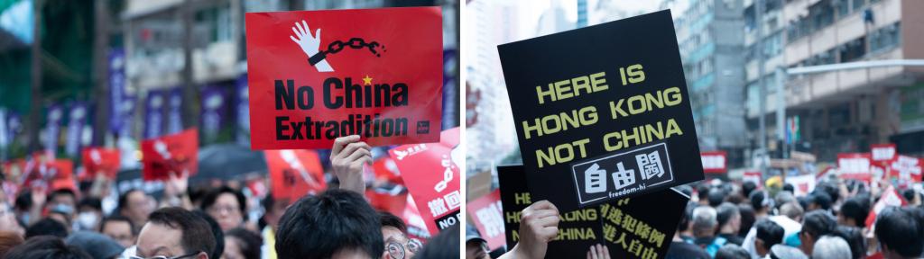 Người Hồng Kông không phải người Trung Quốc? Here-i10