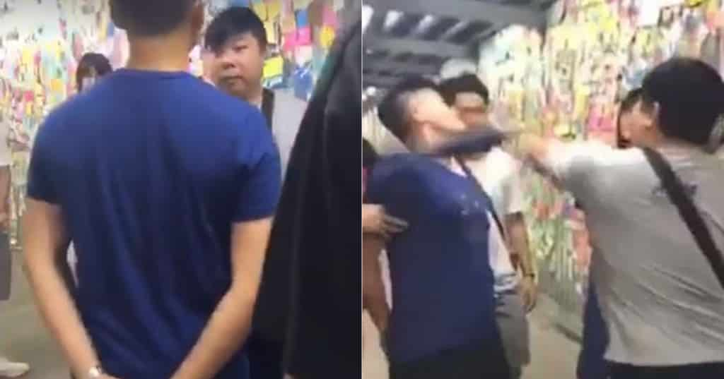 Người Hồng Kông không phải người Trung Quốc? Hkkhon45