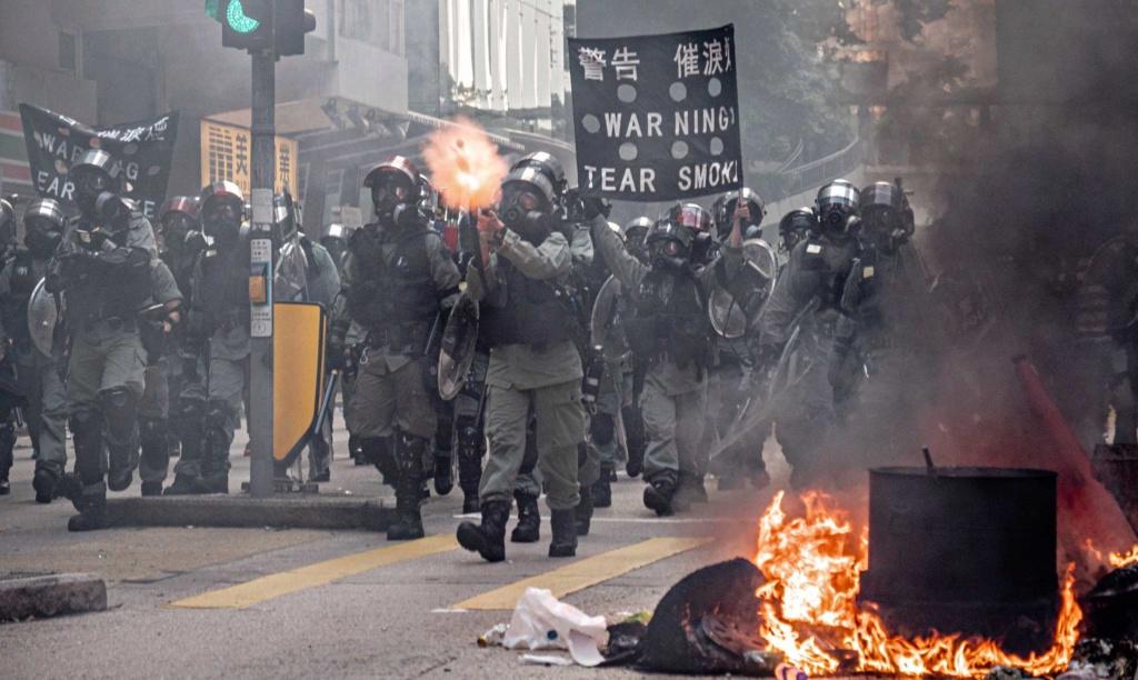 Người Hồng Kông không phải người Trung Quốc? Hkkhon54