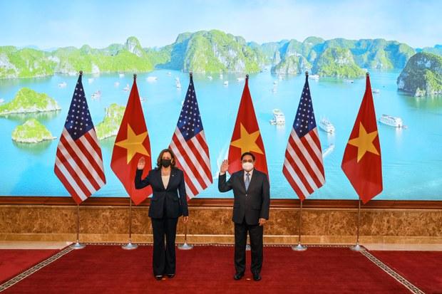 Phó tổng thống Mỹ Kamala Harris sang Việt Nam Kamala10
